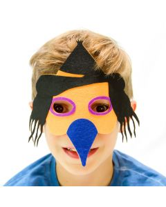 HALLOWEEN MASK WITCH
