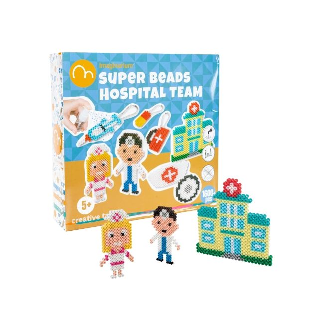 SUPER BEADS HOSPITAL TEAM