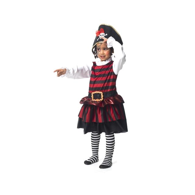 PARTY PIRATE GIRL 116-122