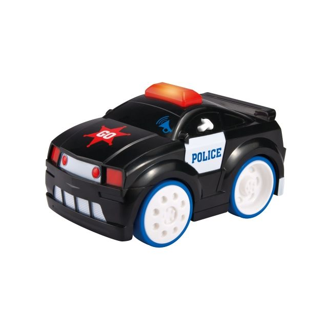 TOUCH & GO! CARS POLICE