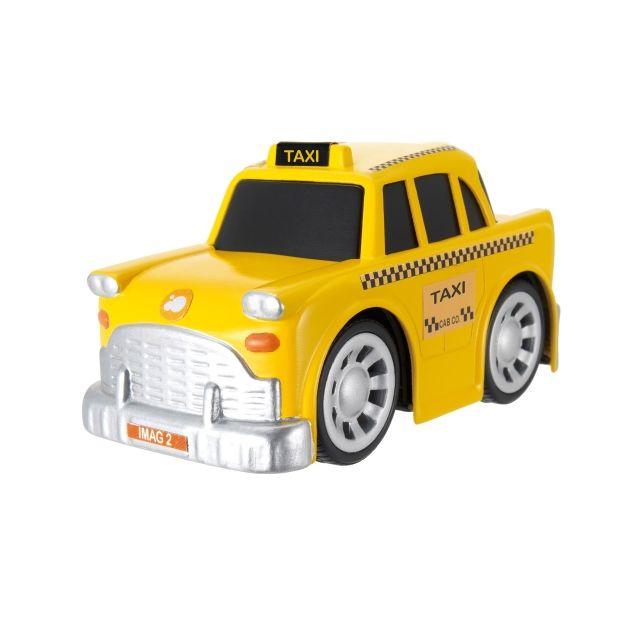 COMIC-CARS! TAXI