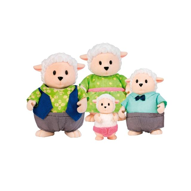CAMOMILLE SNIPADOODLE SHEEP FAMILY
