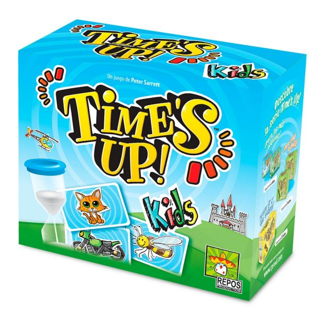 TIMES UP! KIDS 1