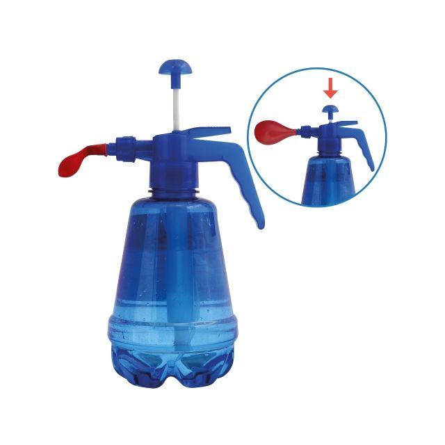 WATER + AIR BALLON PUMP