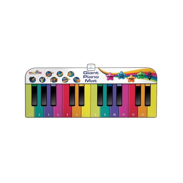 GIANT PIANO DANCE MAT