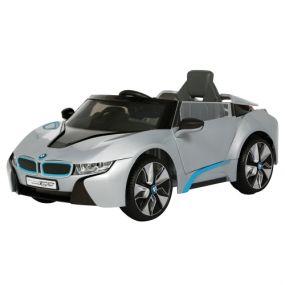 BMW i8 SPYDER, 6V, SILVER